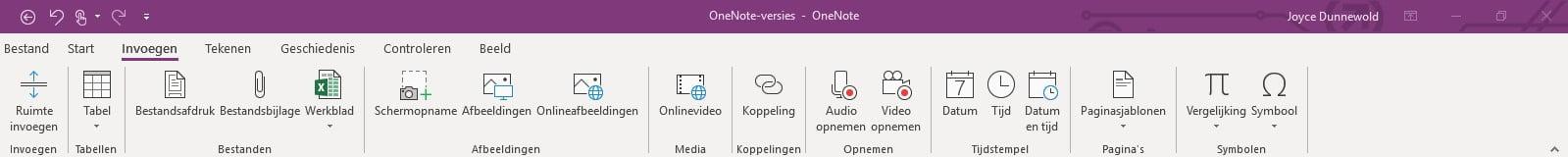 OneNote_versie 2016_Haal meer uit Office